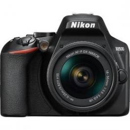 Nikon D3500 + 18-55 AF-P VR (VBA550K001) černý