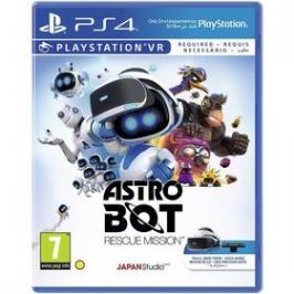 Sony PlayStation VR Astro Bot Rescue Mission (PS719761716)