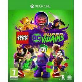 Ostatní XBox One LEGO DC Super VIllains (5051892216890)