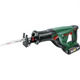 Bosch PSA 18 LI (1 aku, 2,5 Ah) zelená