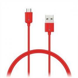 Connect IT Wirez USB/micro USB, 1m (CI-570) červený