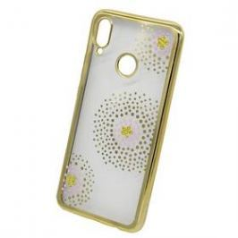 Beeyo Flower Dots pro Honor Play (BEAHUHOPLFDGO) zlatý