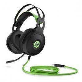 HP Gaming 600 (4BX33AA#ABB) černý/zelený