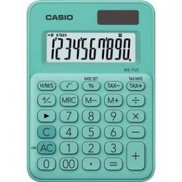 Casio MS 7 UC GN (451996) zelená