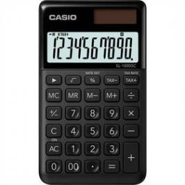 Casio SL 1000 SC BK černá