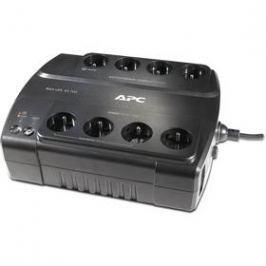 APC Power-Saving Back-UPS ES 700VA (BE700G-FR) černý