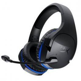 HyperX Cloud Stinger Wireless (HX-HSCSW-BK) černý/modrý