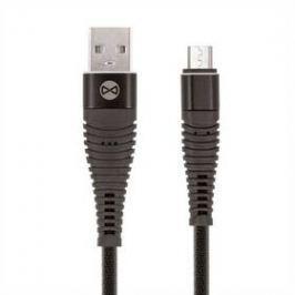Forever USB/Micro USB, 1m černý