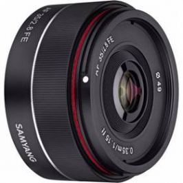 Samyang AF 35 mm f/2.8 Sony FE černý