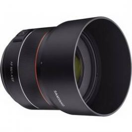 Samyang AF 85 mm f/1.4 Canon EF černý