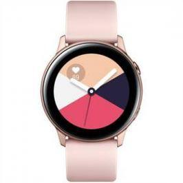 Samsung Galaxy Watch Active (SM-R500NZDAXEZ) růžová/zlatá
