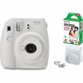 Fujifilm Instax mini 9 + pouzdro bílý