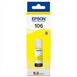 Epson EcoTank 106, 70 ml (C13T00R440) žlutá