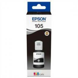 Epson EcoTank 105, 140 ml (C13T00Q140) černá