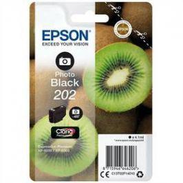 Epson 202, 400 stran - foto černá (C13T02F14010)