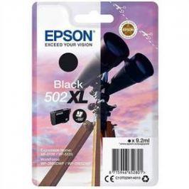 Epson 502XL, 550 stran (C13T02W14010) černá