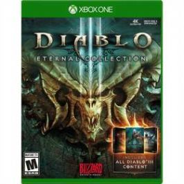 Blizzard Xbox One Diablo III Eternal Collection (CEX314102)