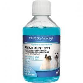 Francodex Fresh Dent pes, kočka 250 ml