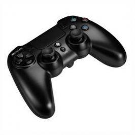 Canyon s touchpadem pro PS4, bezdrátový (CND-GPW5) černý