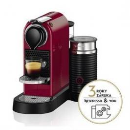 Krups Nespresso Citiz&Milk XN761510 červené