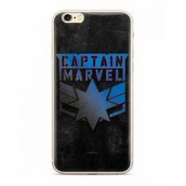 Marvel Captain Marvel pro Apple iPhone 5/5s/SE (MPCCAPMV6347) černý