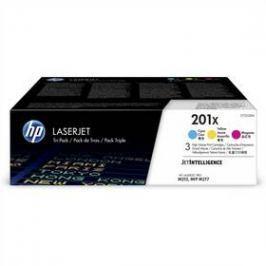 HP 201X, 3x2300 stran, CMY (CF253XM)