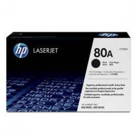 HP 80A, 2700 stran (CF280A) černý