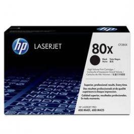 HP 80X, 6900 stran (CF280X) černý