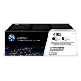 HP 410X, 2x6500 stran (CF410XD) černý