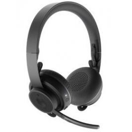 Logitech Zone Wireless Bluetooth (981-000798) černý