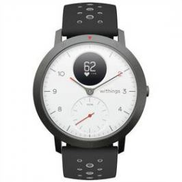 Withings Steel HR Sport (HWA03b-40white-sp) bílá
