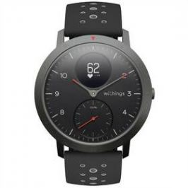 Withings Steel HR Sport (HWA03b-40black-sp) černá