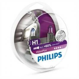Philips VisionPlus H1, 2ks (12258VPS2)