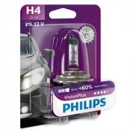 Philips VisionPlus H4, 1ks (12342VPB1)