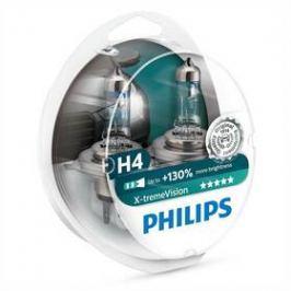 Philips X-tremeVision H4, 2ks (12342XV+S2)