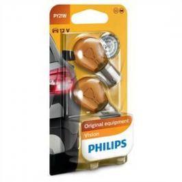 Philips Vision PY21W, 2ks (12496NAB2)
