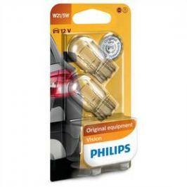 Philips Vision W21/5W, 2ks (12066B2)