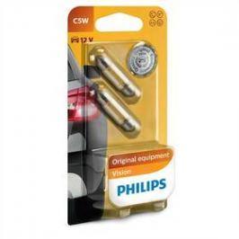 Philips Vision C5W, 2ks (12844B2)