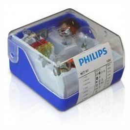 Philips náhradních autožárovek H1 (55008SKKM)