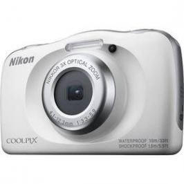 Nikon Coolpix W150 BACKPACK KIT bílý