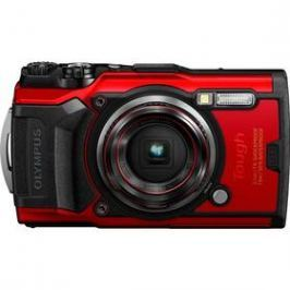 Olympus TG-6 červený