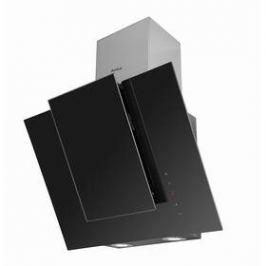 Amica SKZ 656 BBG černý/nerez/sklo