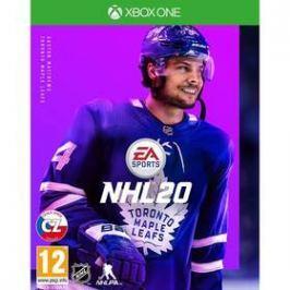 EA Xbox One NHL 20 (EAX354551)