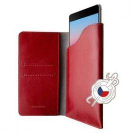 FIXED Pocket Book pro Apple iPhone X/Xs (FIXPOB-230-RD) červené