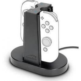 Speed Link Quad pro Nintendo Switch Joycon (SL-330003-BK) černý