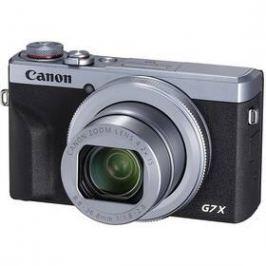 Canon PowerShot G7X Mark III stříbrný