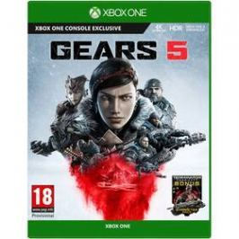 Microsoft Xbox One Gears 5 Standard Edition (6ER-00014)