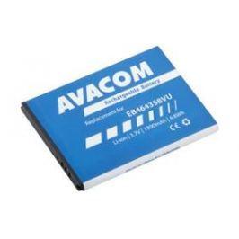 Avacom pro Samsung S6500 Galaxy mini 2 Li-Ion 3,7V 1300mAh (náhrada EB464358VU) (GSSA-S7500-S1300)