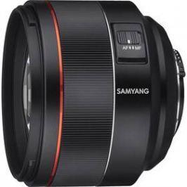 Samyang AF 85 mm f/1.4 Nikon F černý