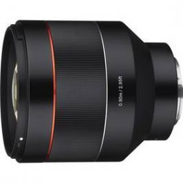 Samyang AF 85 mm f/1.4 Sony FE černý